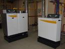 Лаборатория с конденсационными котлами
